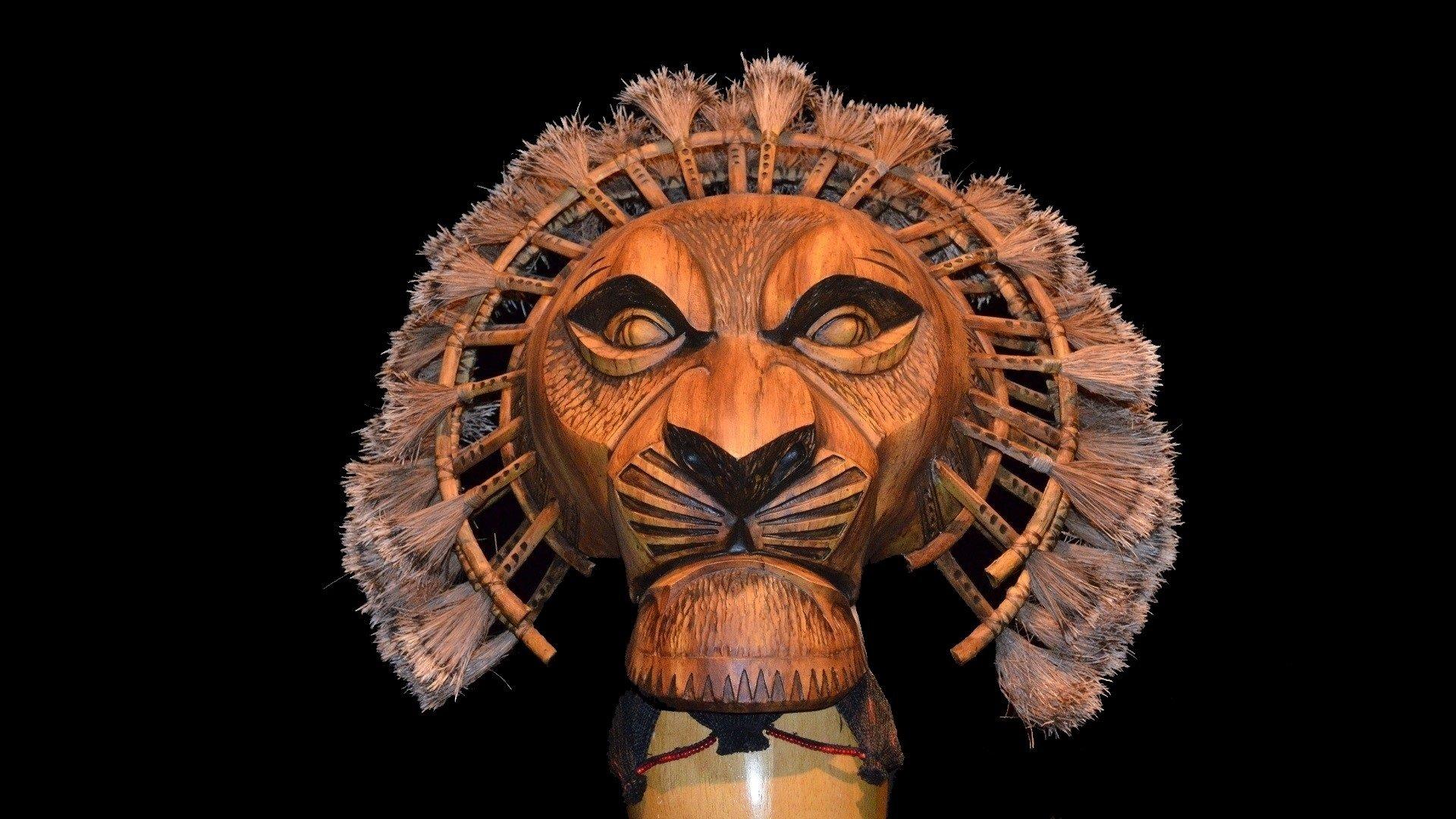 The lion king musical mufasa