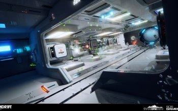Preview Video Game - ADR1FT Art