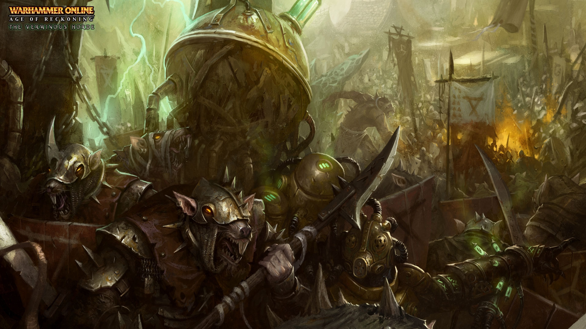 warhammer online age of reckoning computer wallpapers