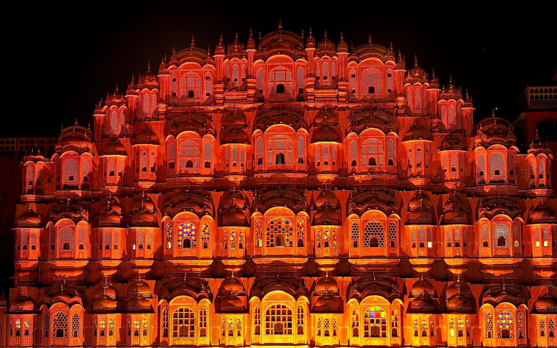 Hawa Mahal Hd Images: A Palace In India HD Wallpaper