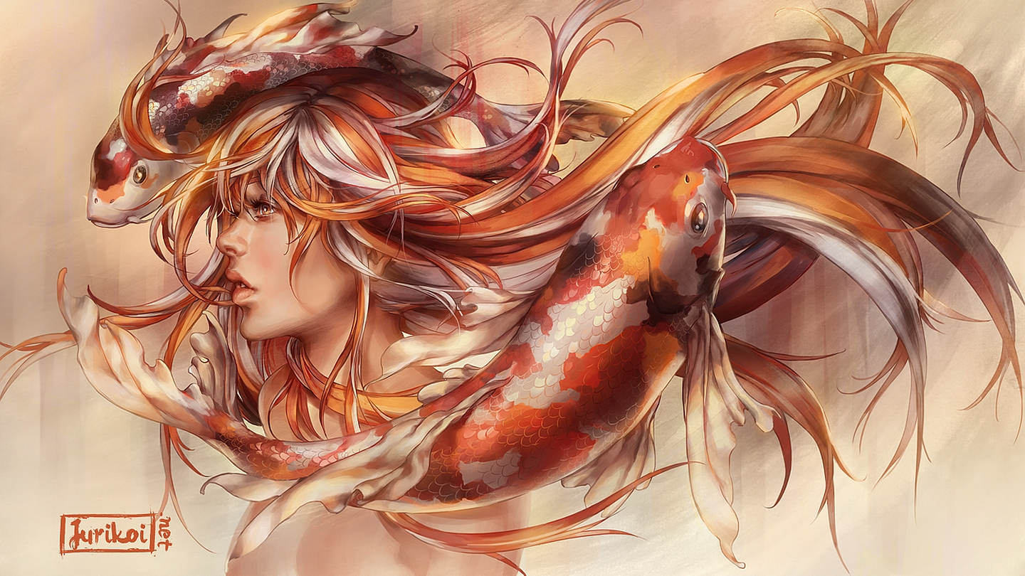 1 koi carp hd wallpapers backgrounds wallpaper abyss for Koi wallpaper for walls