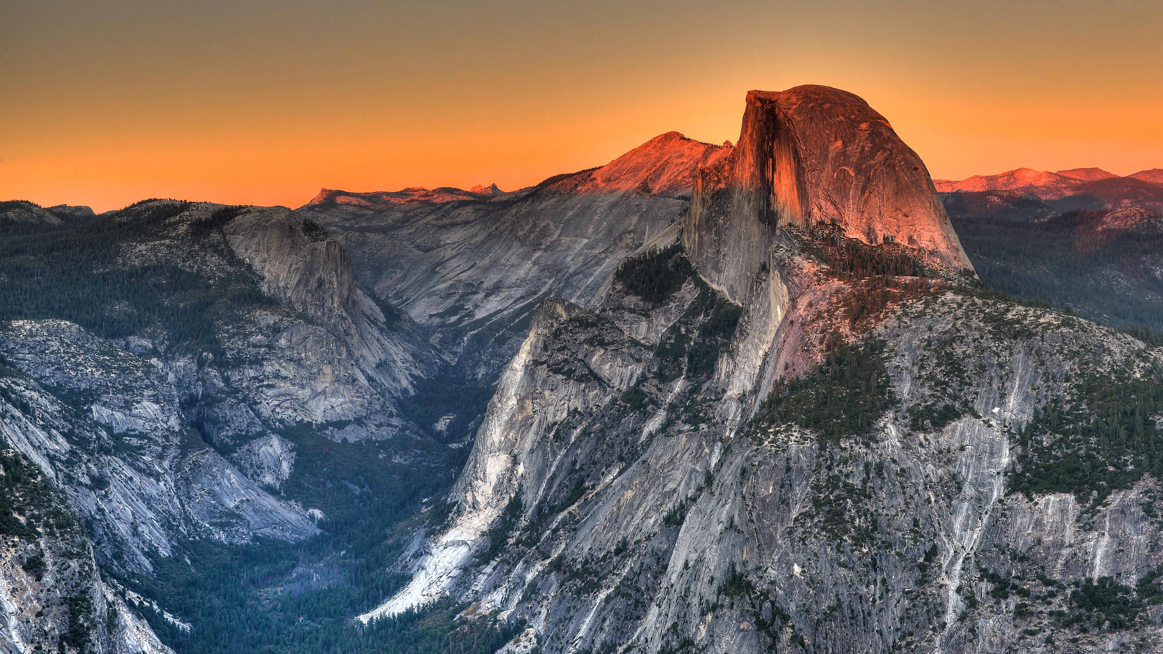 4k Hd Wallapaper: Mountain Landscape 4k Ultra HD Wallpaper And Background
