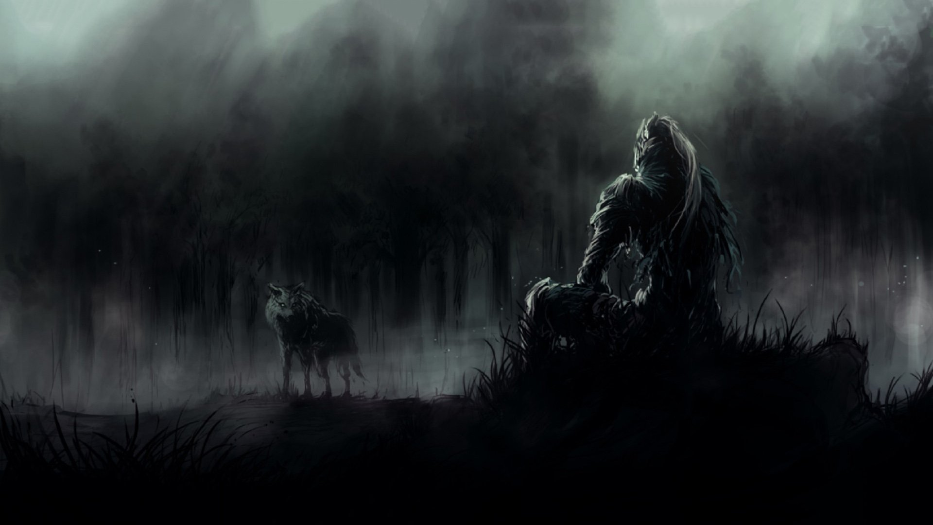 Video Game - Dark Souls  Wallpaper