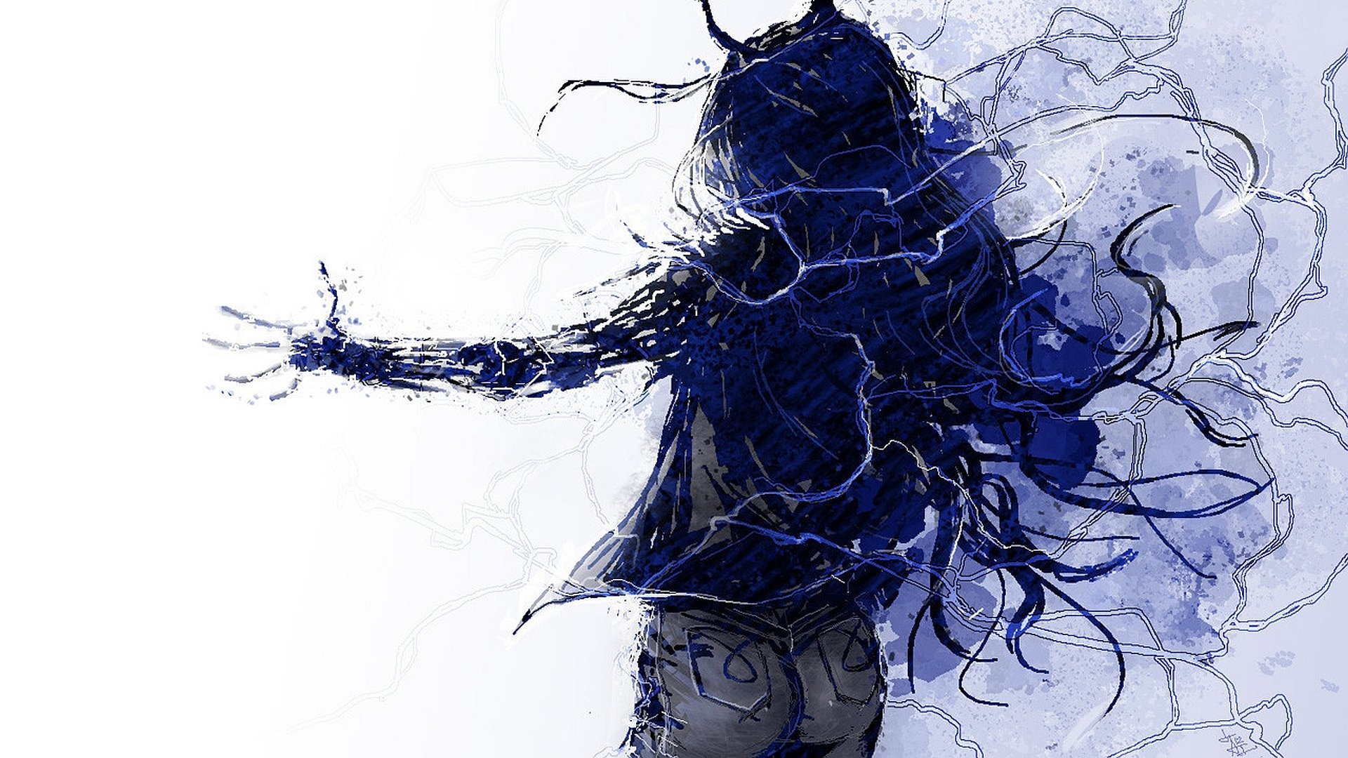 Vriska Wallpaper 1366x768 Homestuck Full HD Wall...