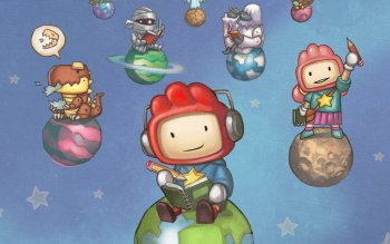 38 Scribblenauts HD Wallpapers | Background Images - Wallpaper Abyss