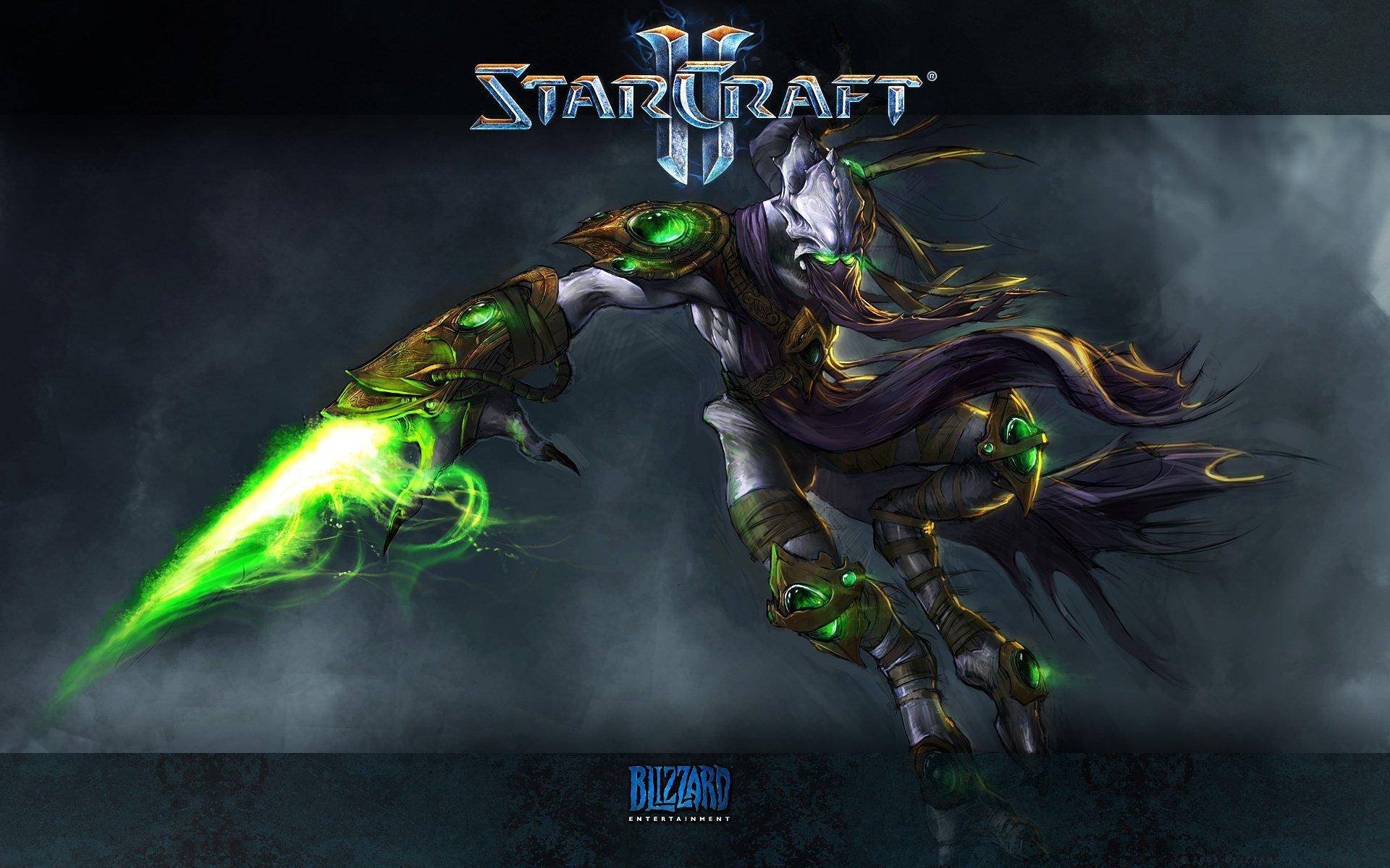 Starcraft HD Wallpapers Backgrounds Wallpaper
