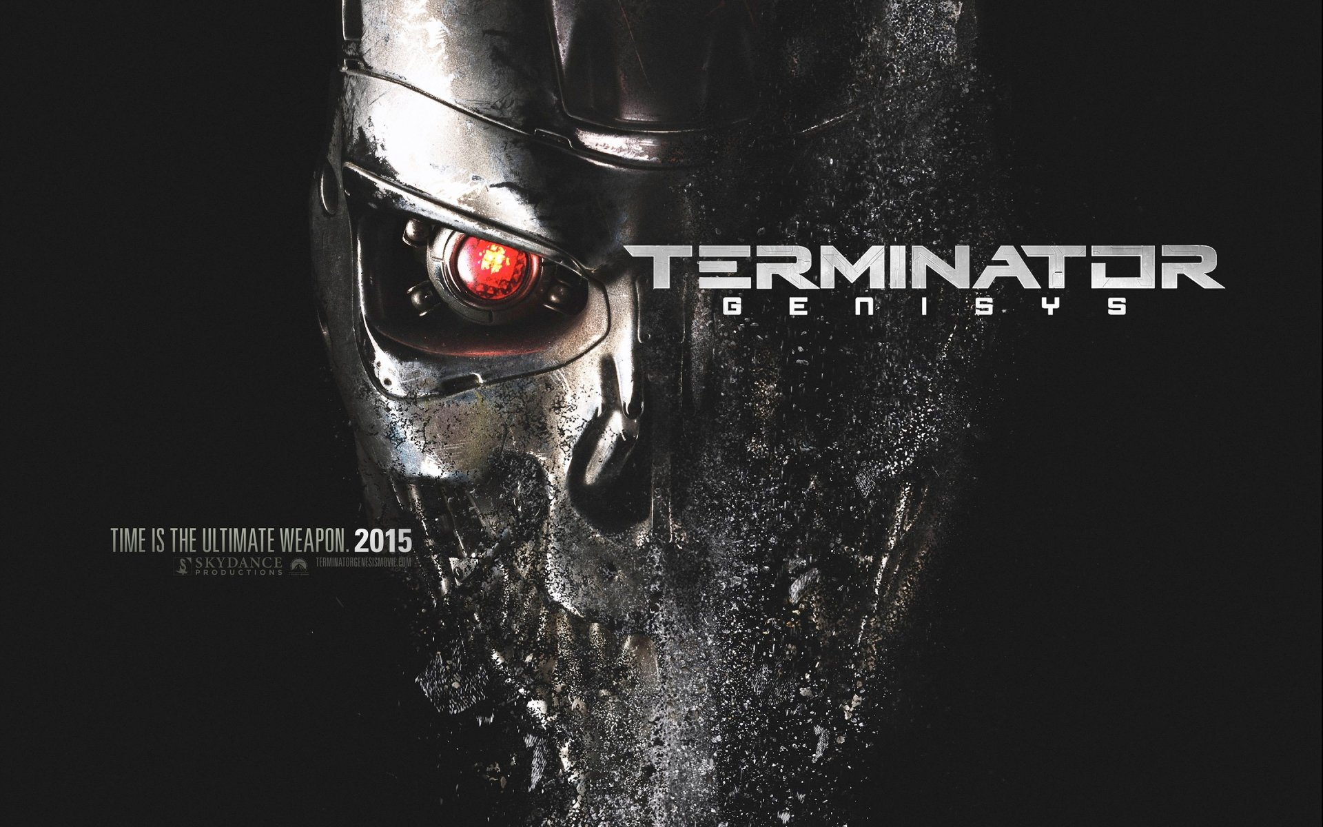 Movie - Terminator Genisys  Terminator Wallpaper