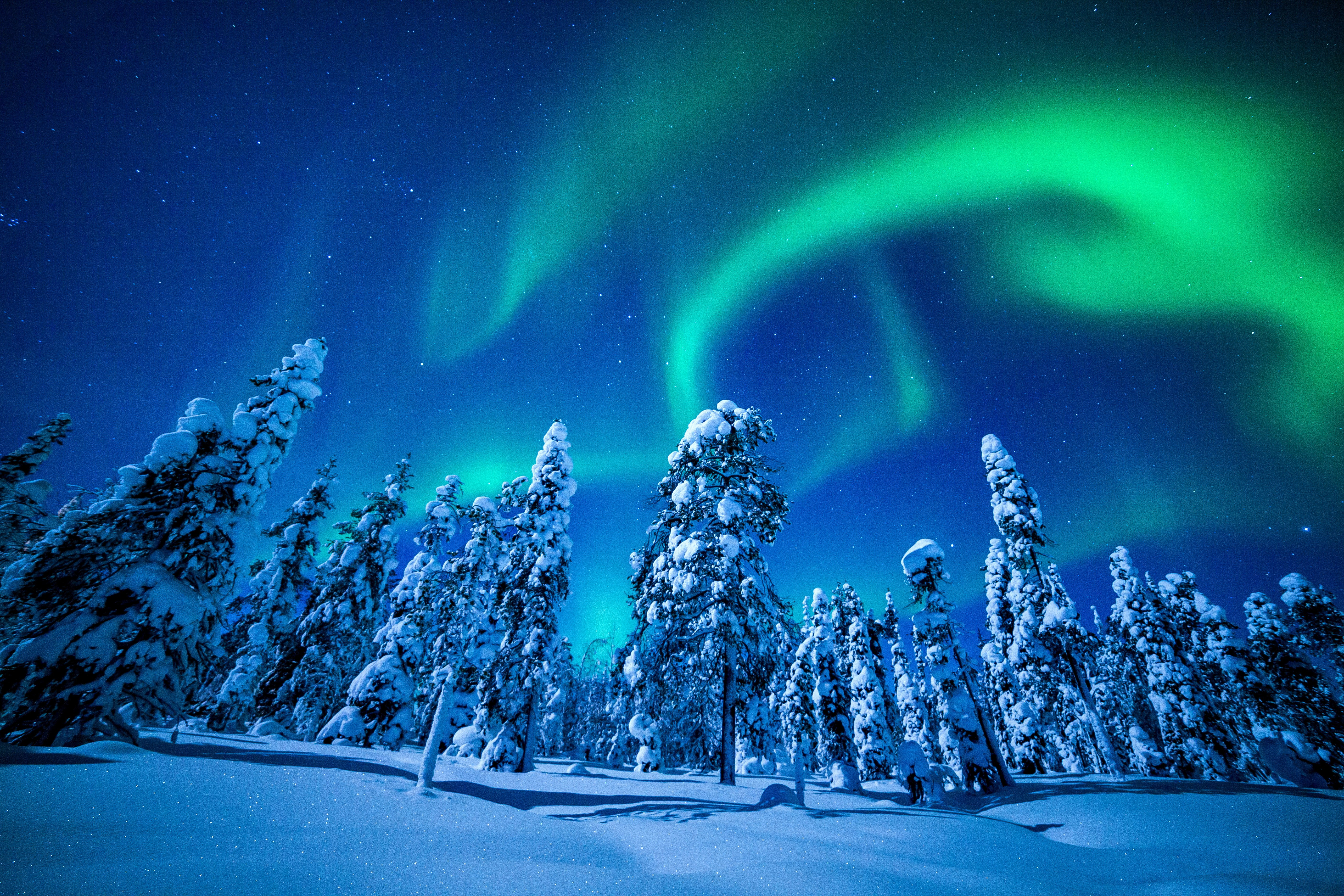 Aurora borealis 5k retina ultra hd wallpaper background for Sfondi desktop aurora boreale
