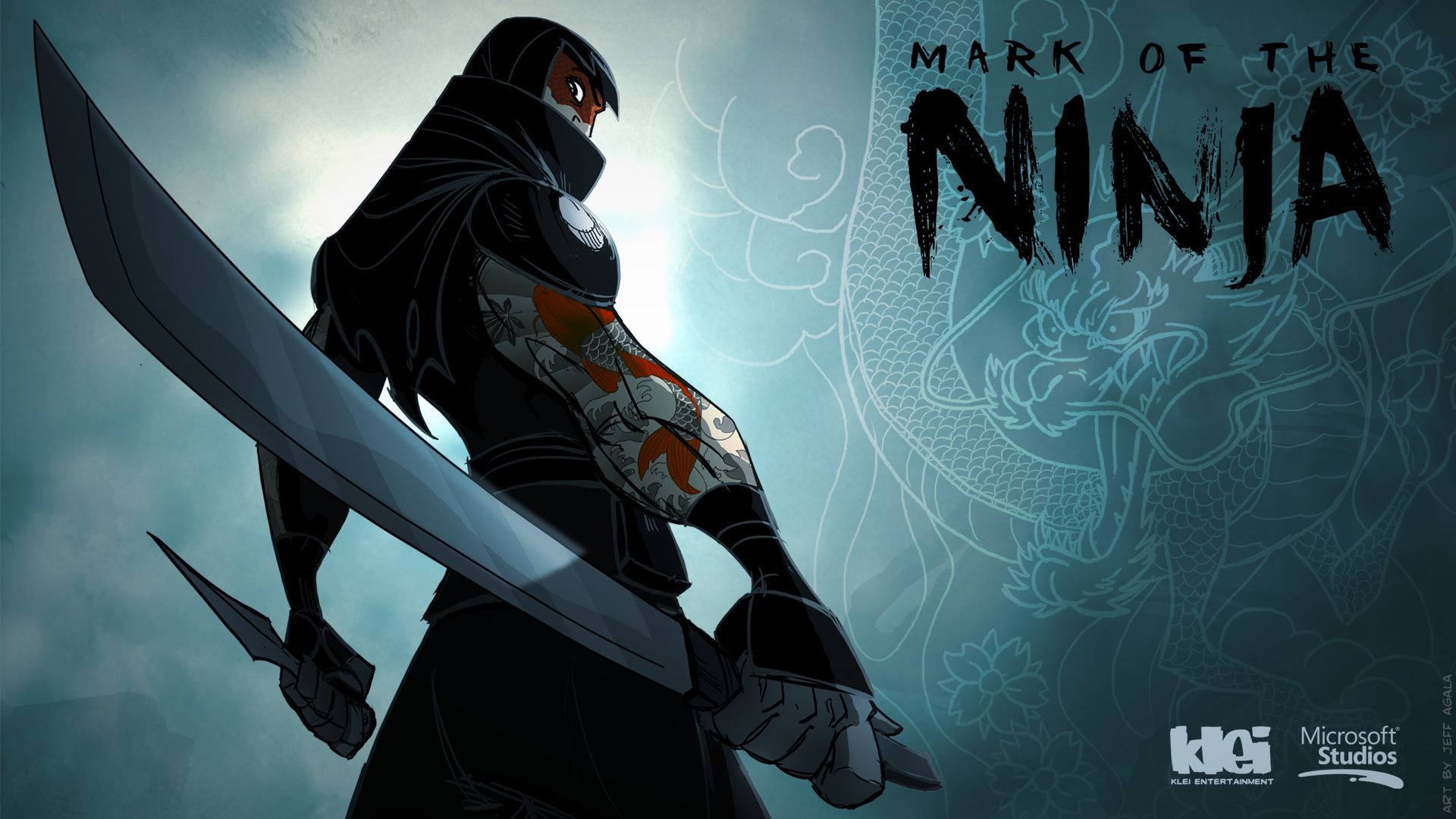 10 Mark Of The Ninja Hd Wallpapers Background Images Wallpaper