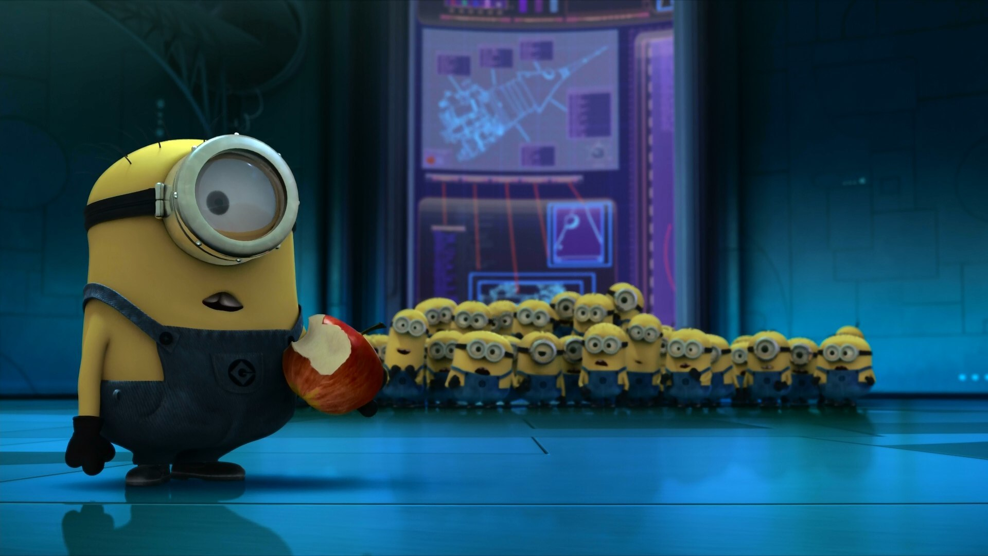 176 Despicable Me HD Wallpapers | Background Images ...