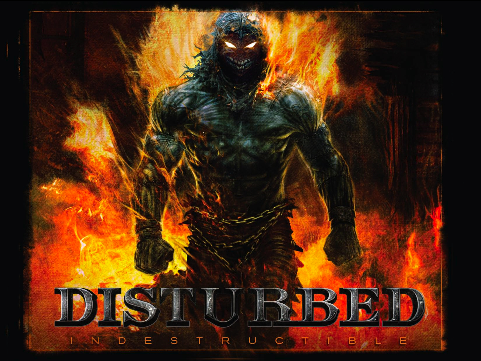 Disturbed indestructible download album covers