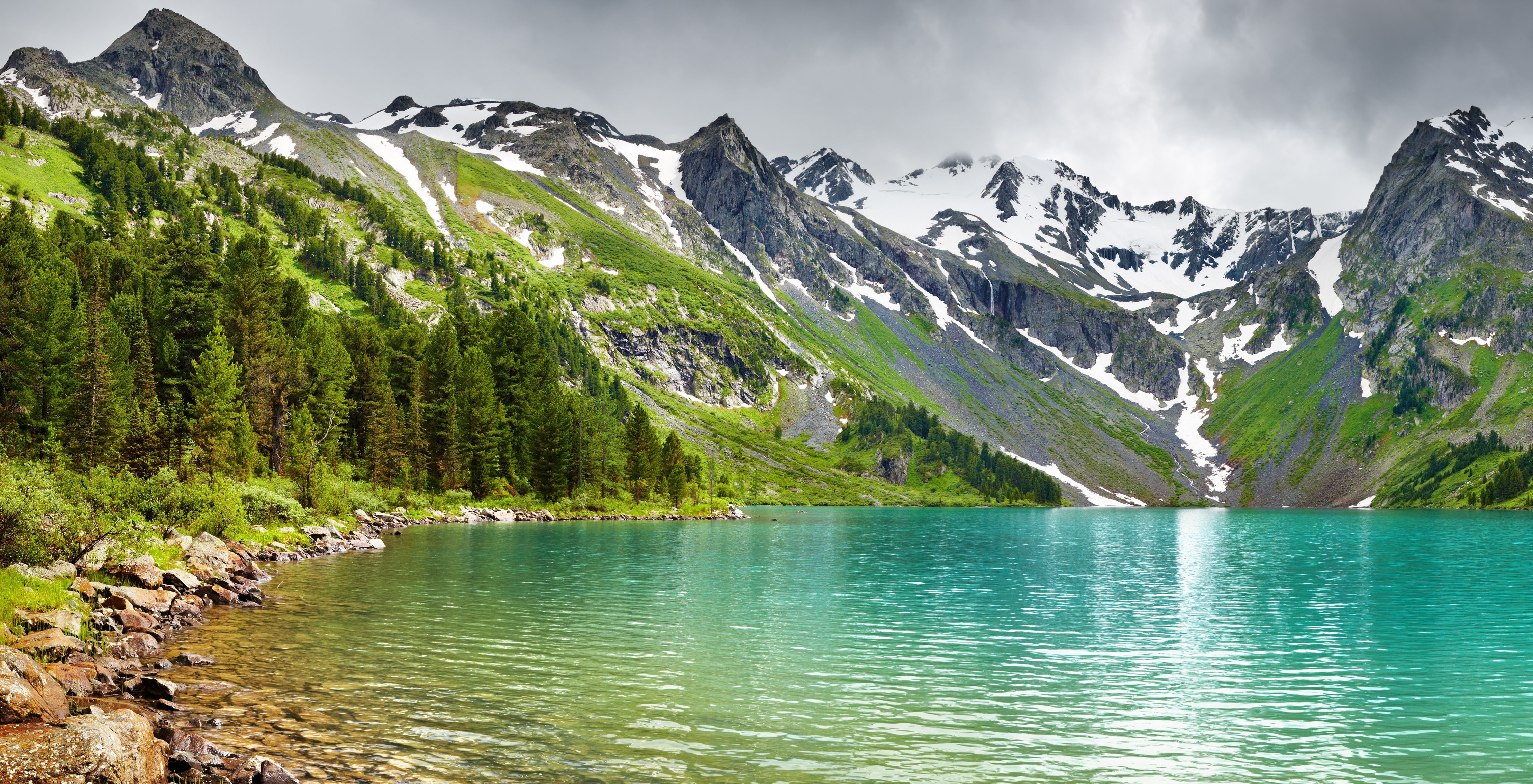 Mountain 4k Ultra Hd Wallpaper Background Image 4543x2325 Id 572569 Wallpaper Abyss