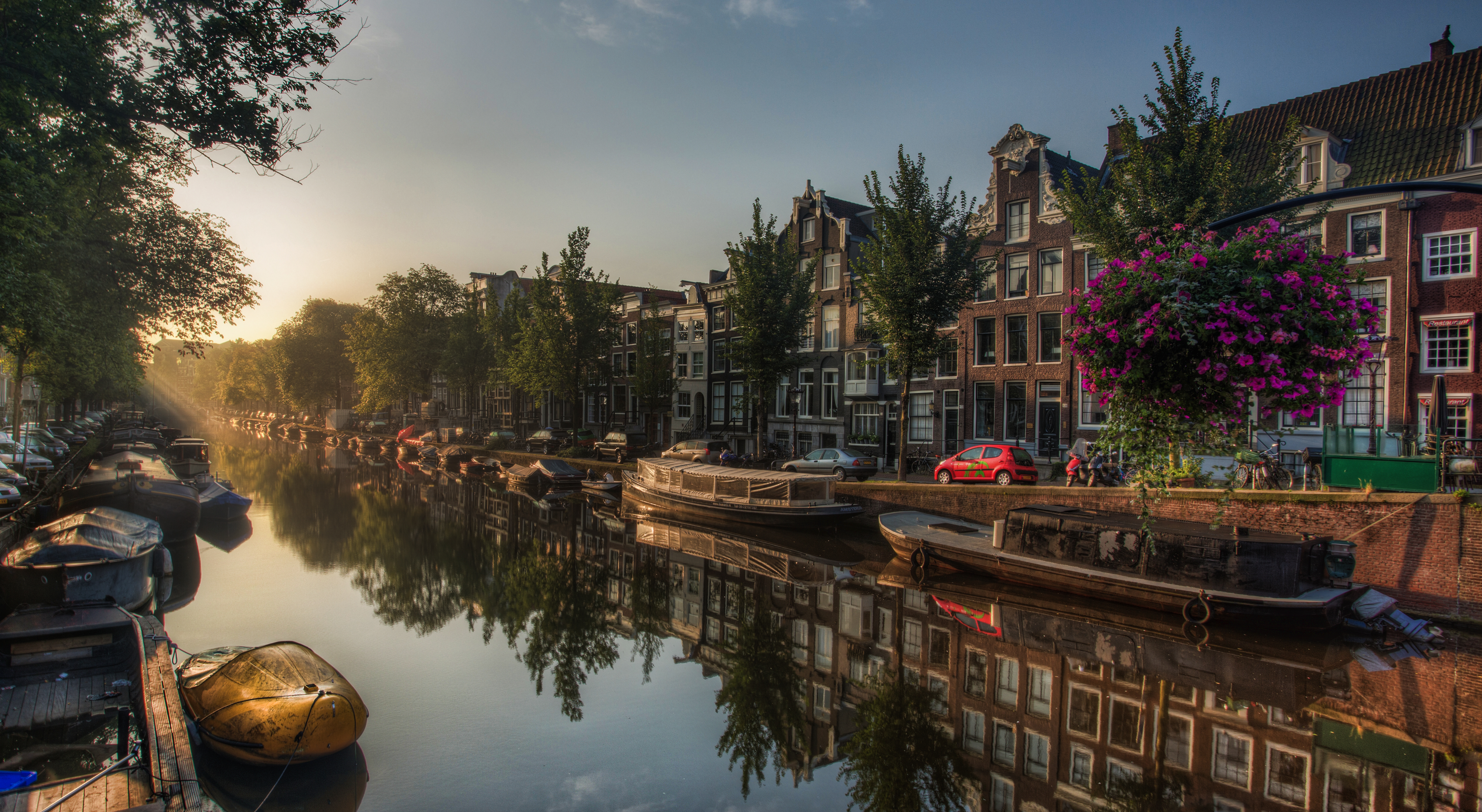 amsterdam 4k ultra hd wallpaper and background 5121x2806