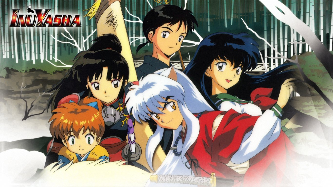 Inuyasha laptop wp wallpaper and background image - Anime character wallpaper ...