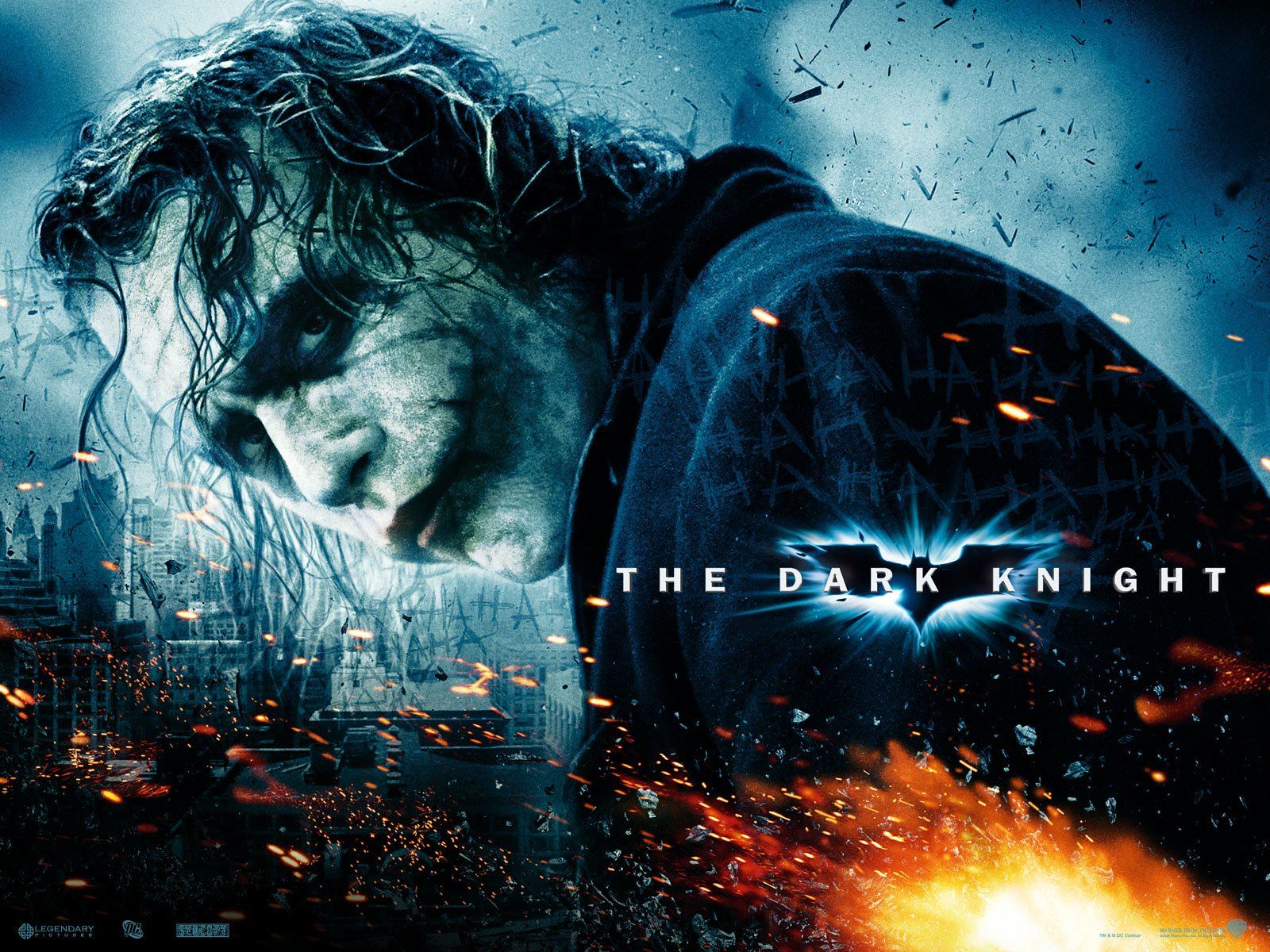 432 The Dark Knight Hd Wallpapers Background Images