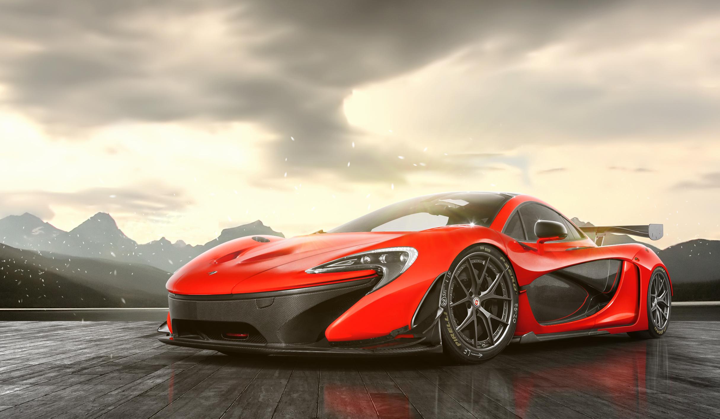McLaren P1 Full HD Wallpaper and Background Image ...