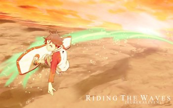 Anime - Eureka Seven Wallpapers and Backgrounds ID : 57504