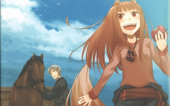 Anime - Spice And Wolf Wallpapers and Backgrounds ID : 57698