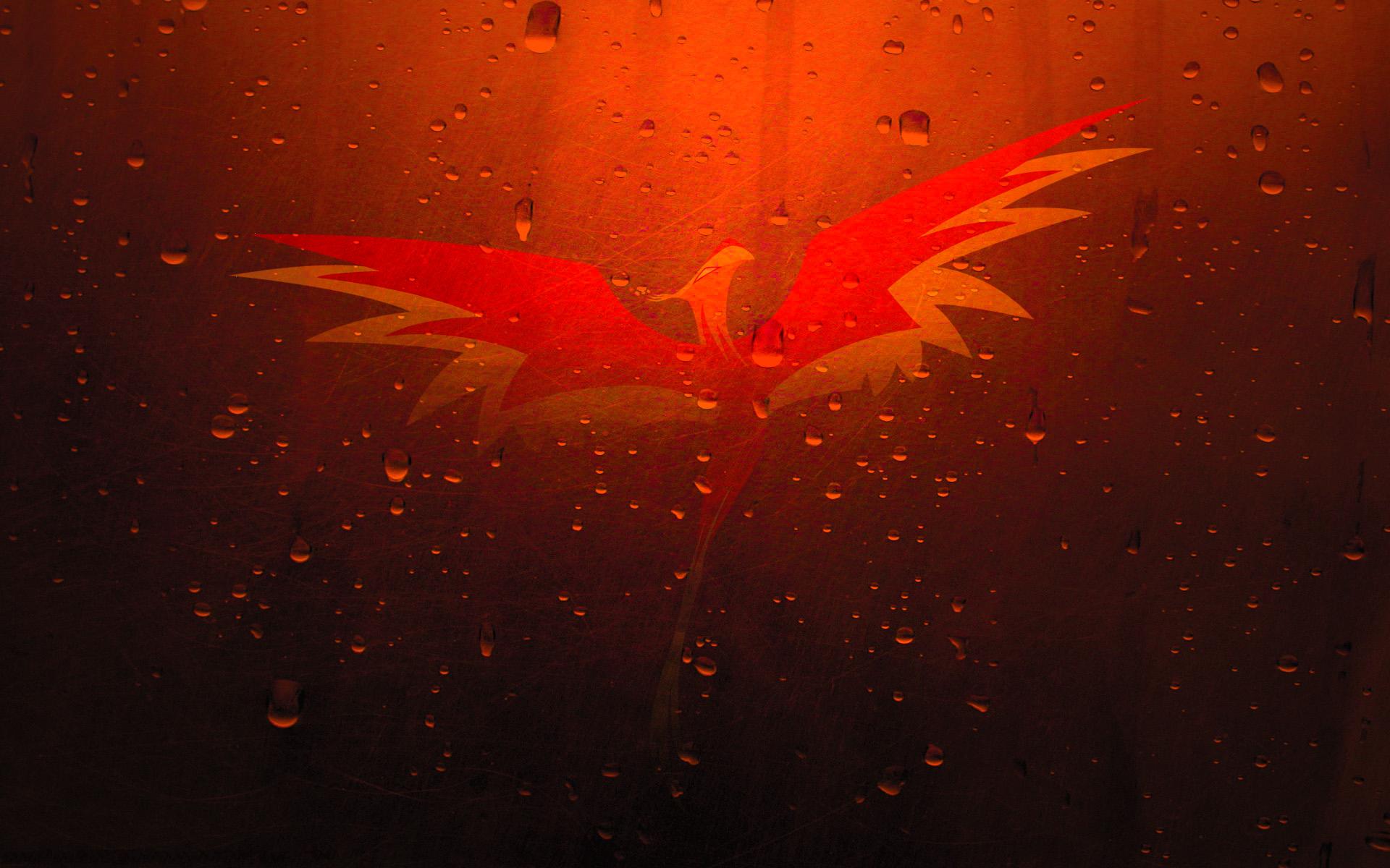 Fantaisie Phoenix Fond d'écran