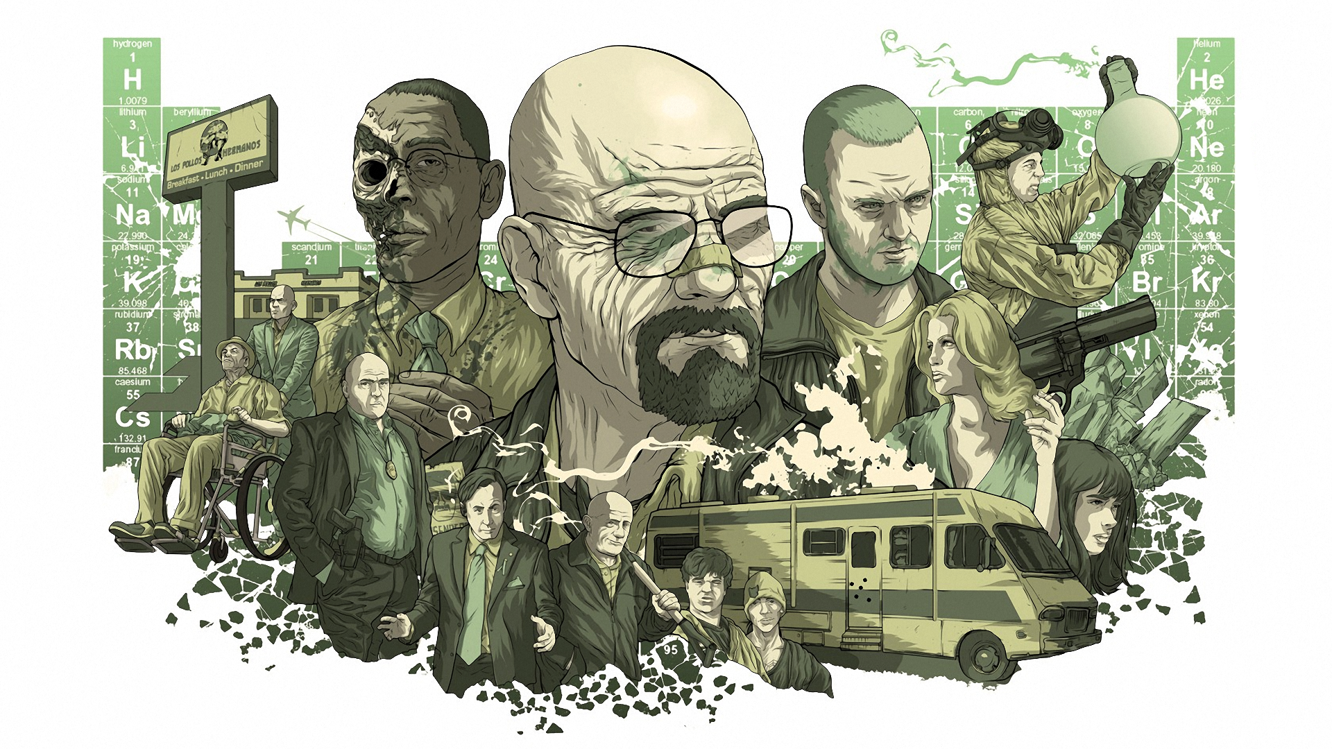 189 Breaking Bad Hd Wallpapers Background Images