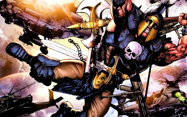 Comics Ares Marvel Comics HD Wallpaper | Background Image