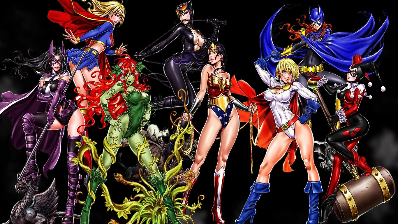 Fantastic Wallpaper Marvel Anime - 578059  You Should Have_14864.jpg