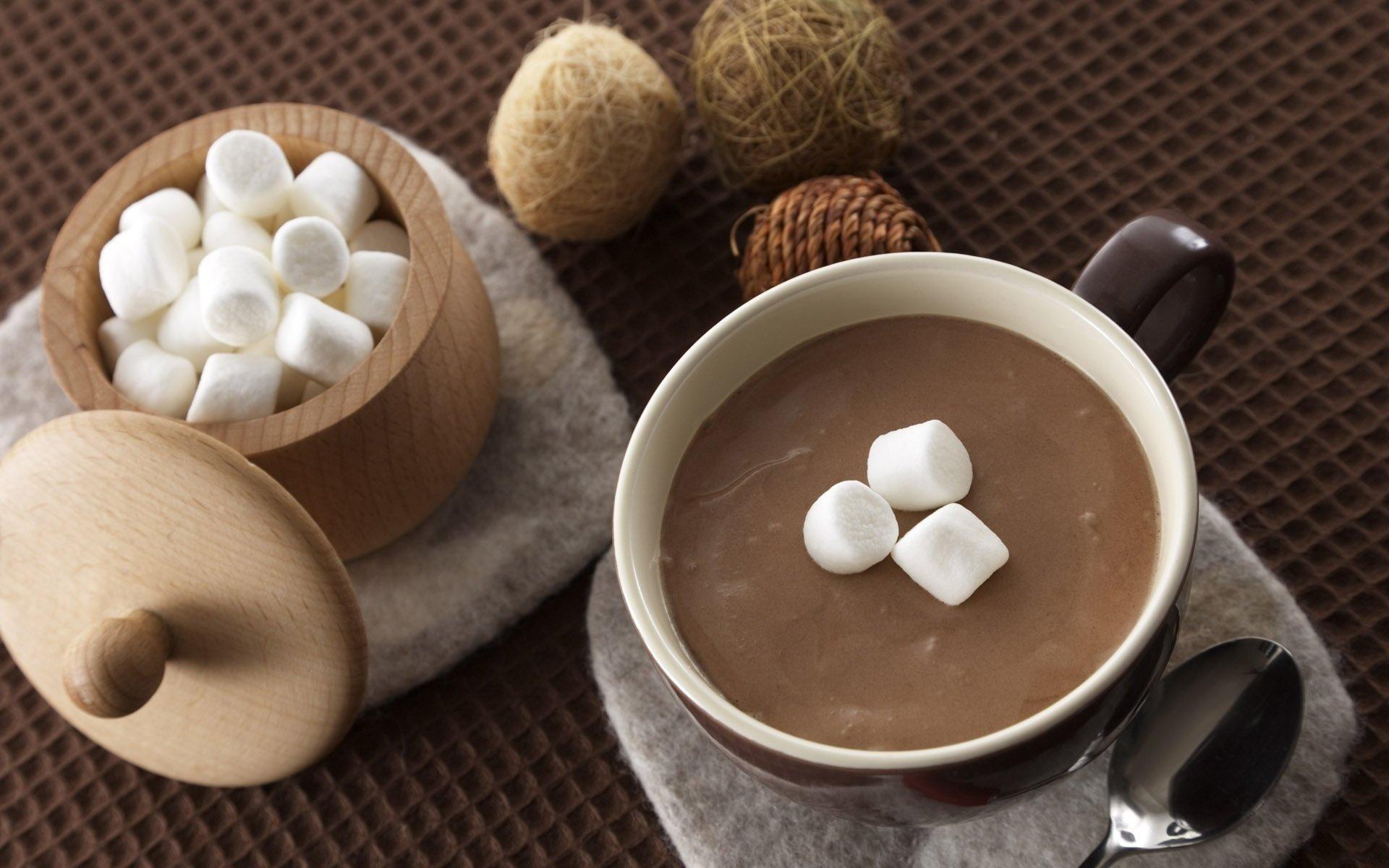 Food - Hot Chocolate  Wallpaper