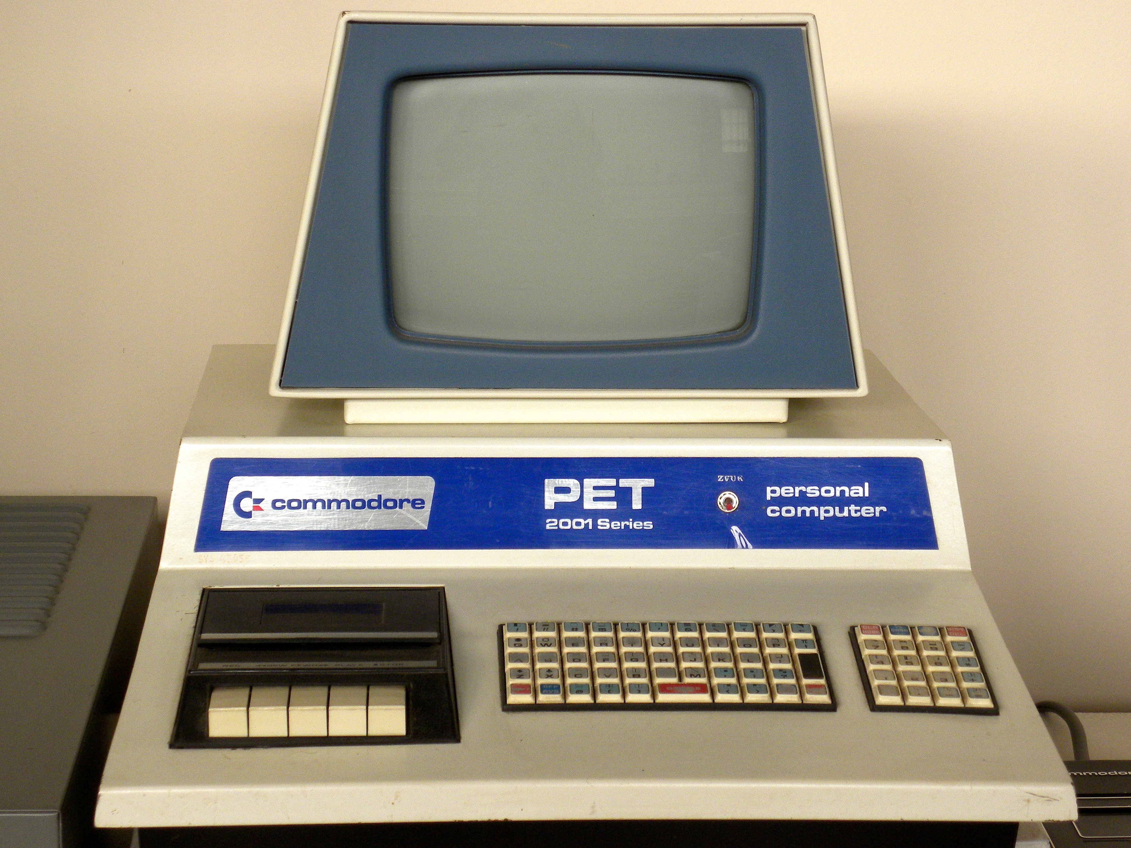 1 Commodore PET 2001 HD Wallpapers | Backgrounds - Wallpaper Abyss