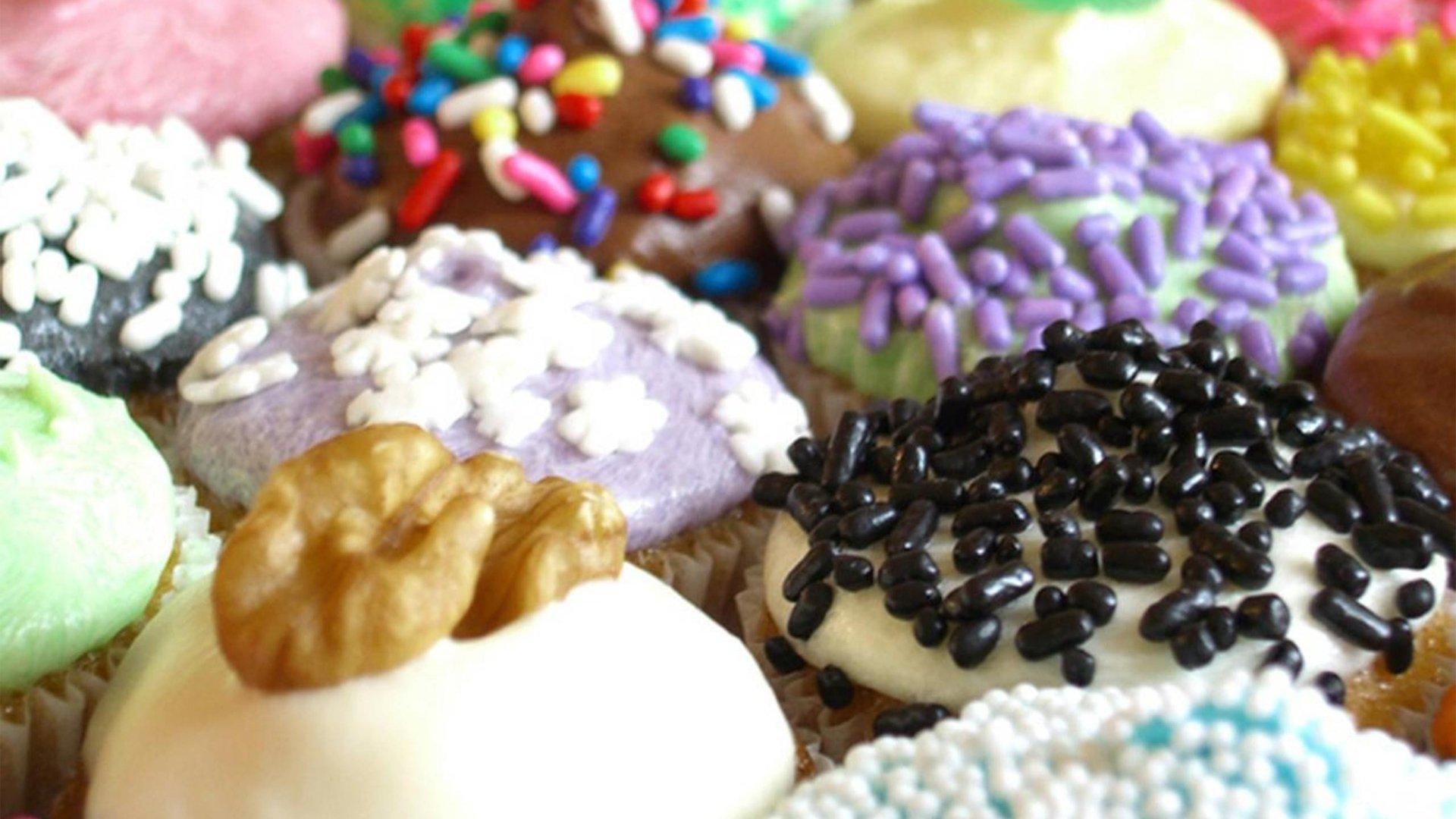 Alimento - Dessert  Sfondo