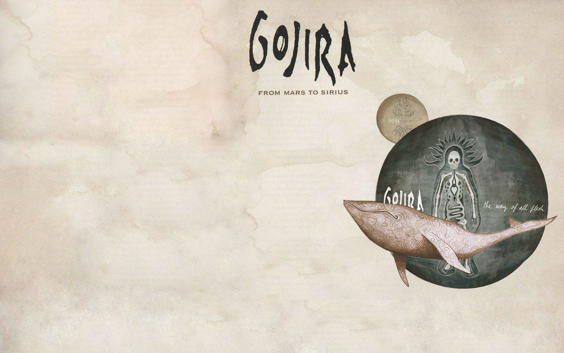 Gojira wallpaper and background image 1900x1190 id584105 music gojira wallpaper voltagebd Image collections