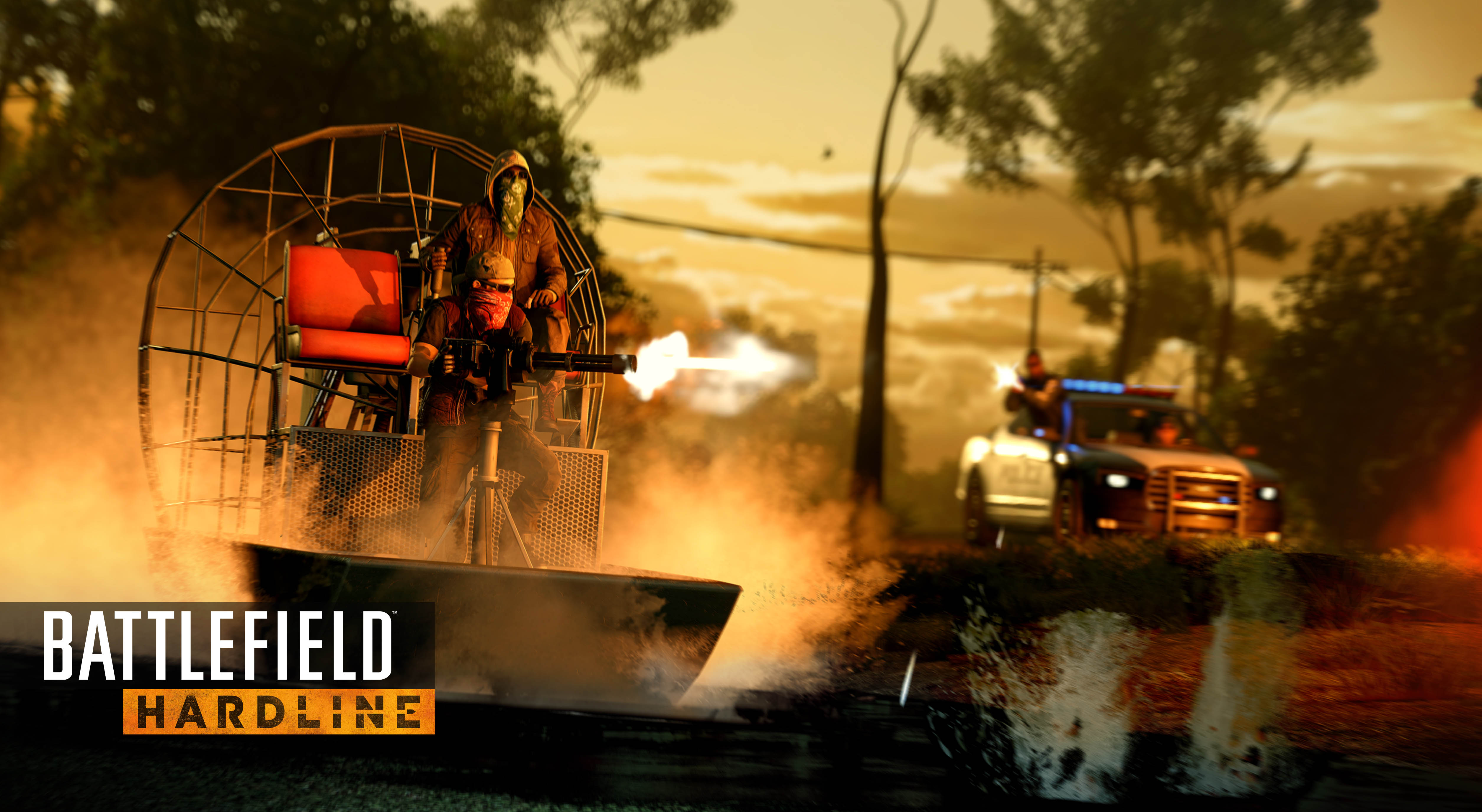 Battlefield Hardline 4k Ultra HD Wallpaper And Background Image