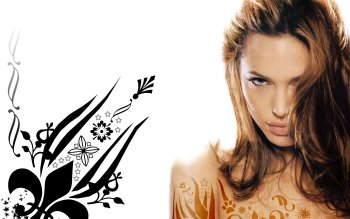 Celebrity - Angelina Jolie Wallpapers and Backgrounds ID : 58524