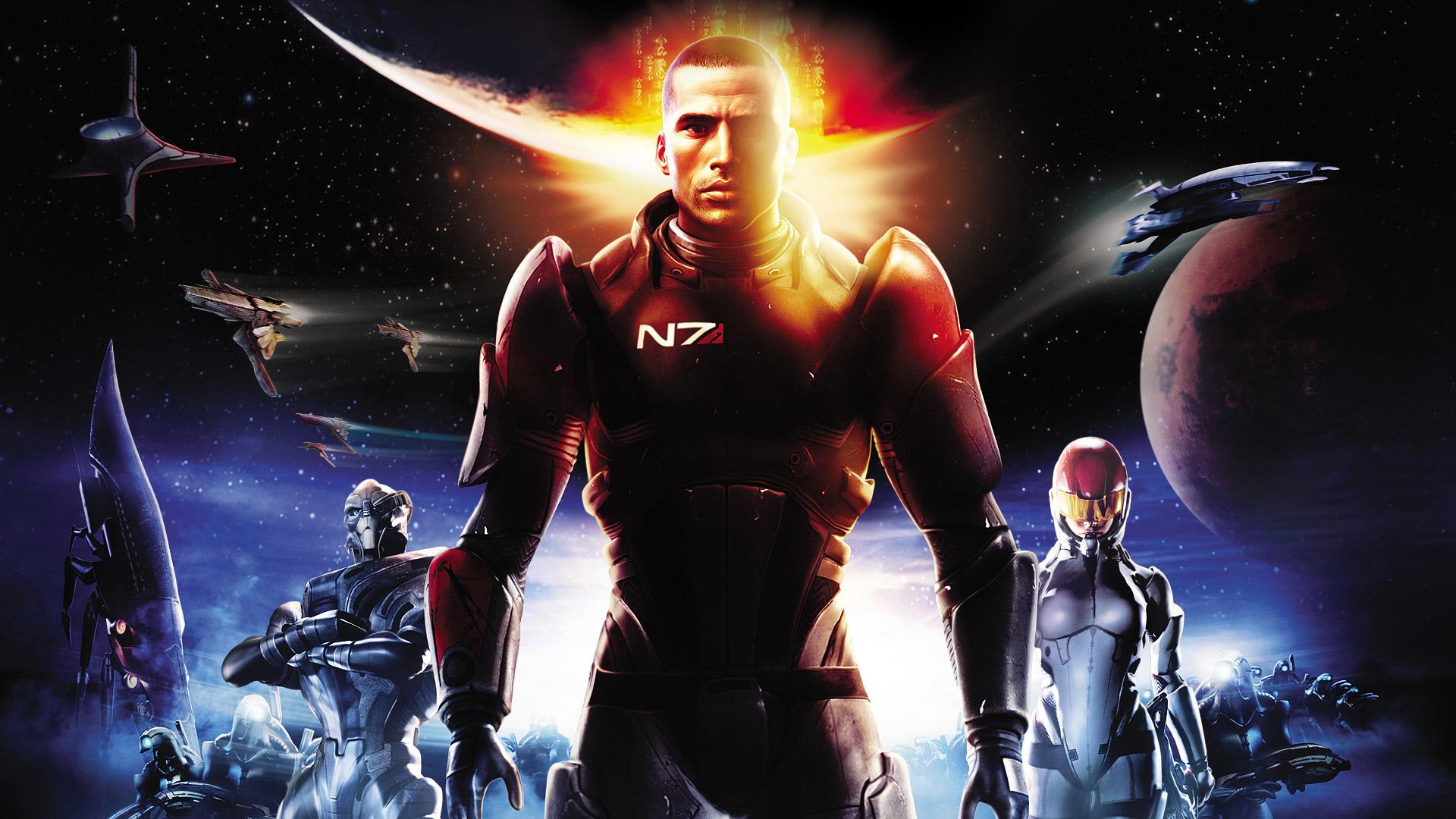 Mass Effect HD Wallpaper | Background Image | 1920x1080 | ID:586278 -  Wallpaper Abyss