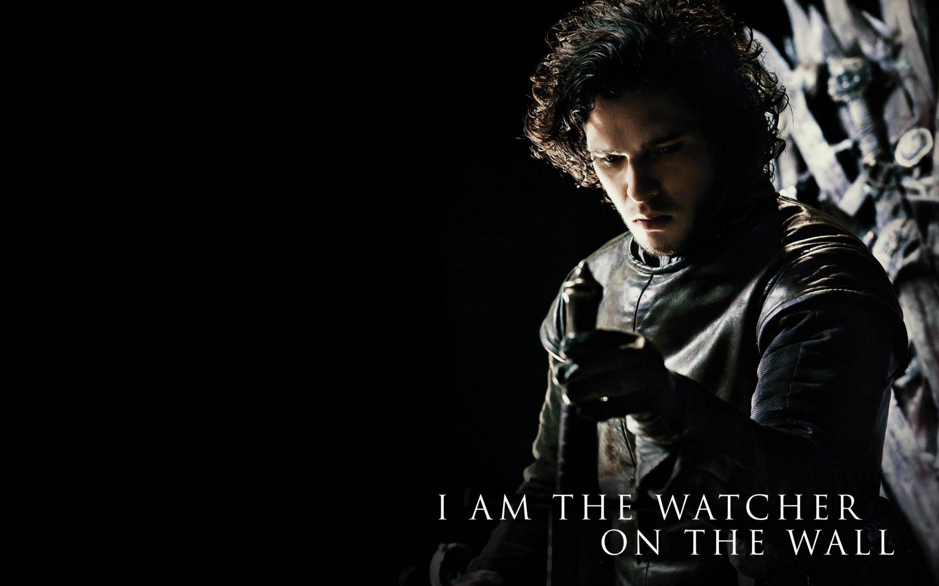 TV Show - Game Of Thrones  Jon Snow Kit Harington Wallpaper