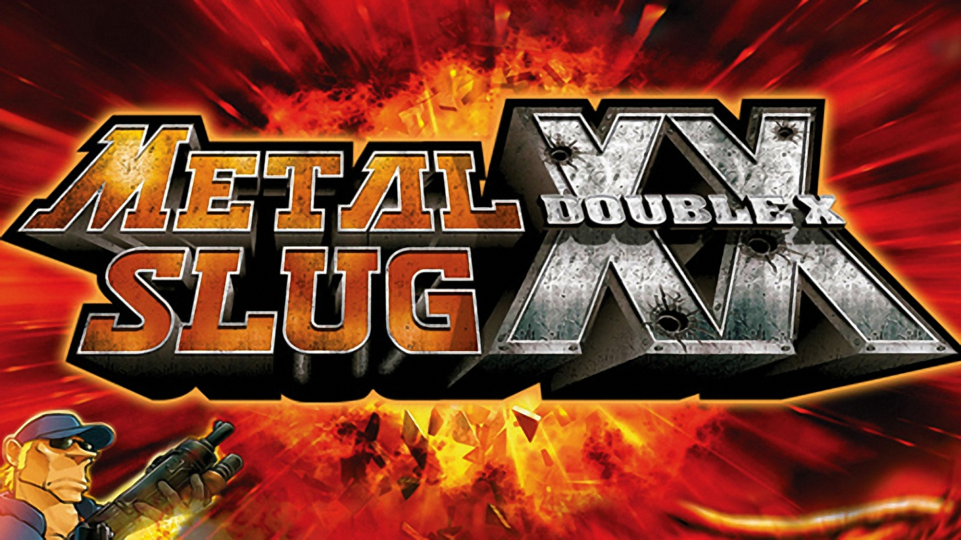 Metal Slug Xx Hd Wallpaper  Background Image  1920X1080  Id587457 - Wallpaper Abyss-8322