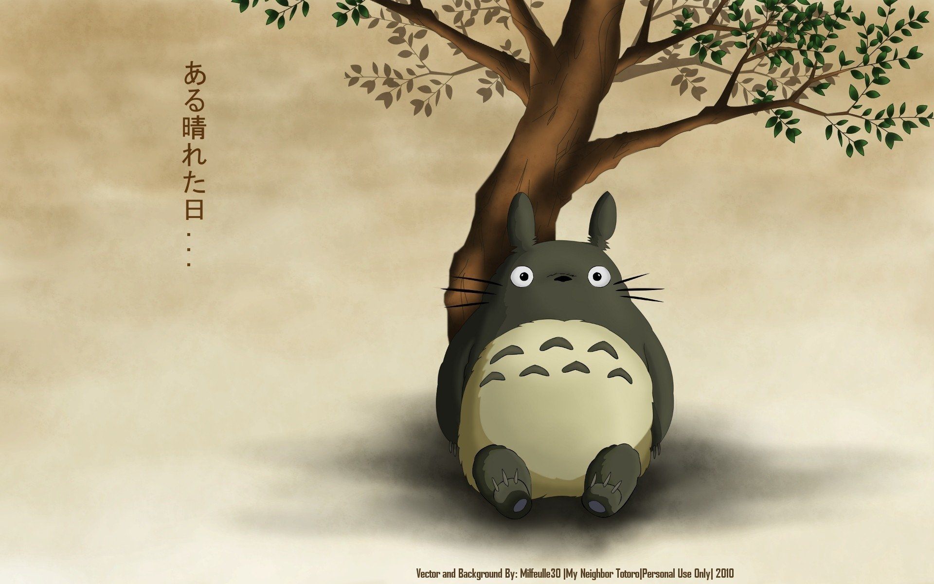 11 My Neighbor Totoro HD Wallpapers Backgrounds Wallpaper Abyss