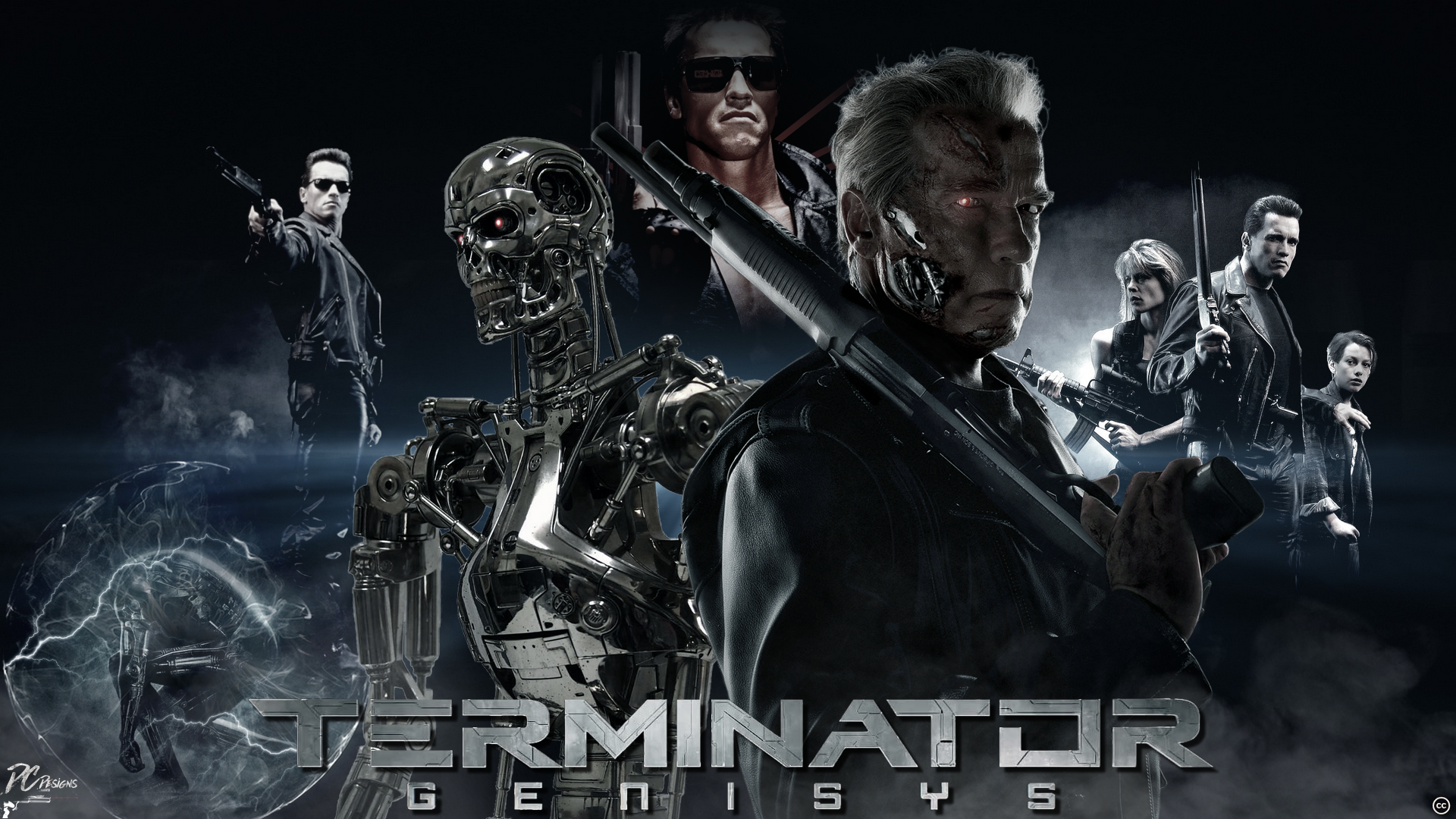 54 terminator genisys hd wallpapers background images wallpaper abyss - Terminator 2 wallpaper hd ...
