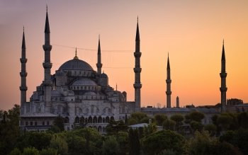 41 Sultan Ahmed Mosque HD Wallpapers