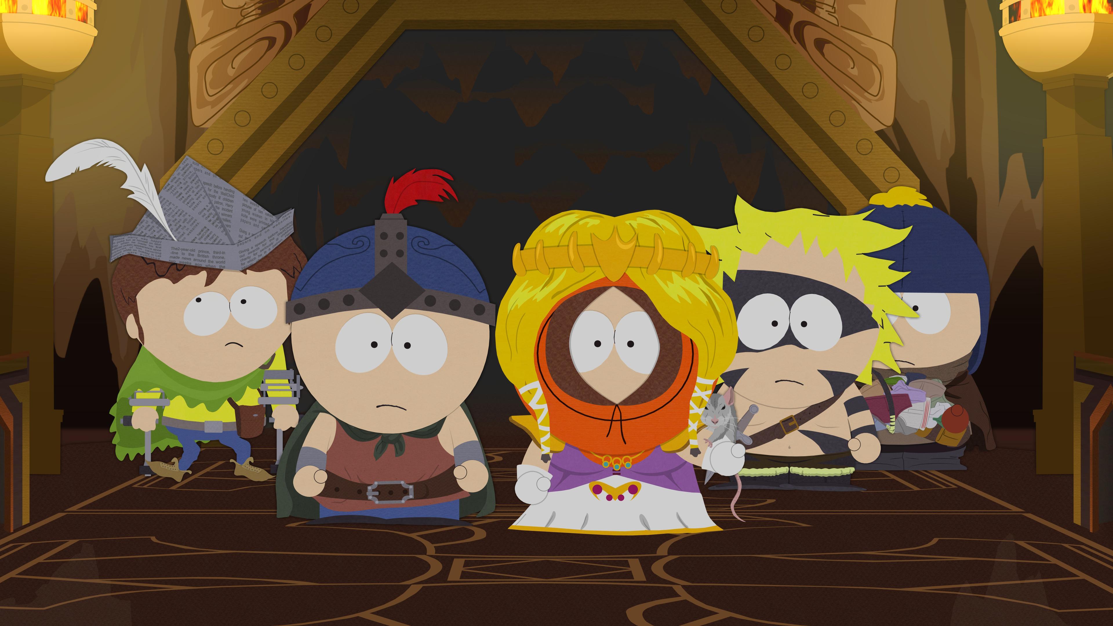 South Park 4k Ultra Hd Wallpaper Background Image