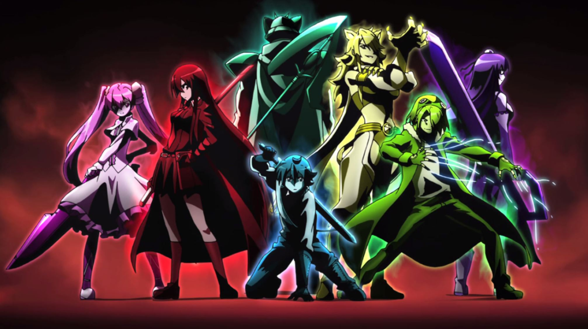316 Akame Ga Kill Hd Wallpapers Background Images Wallpaper Abyss