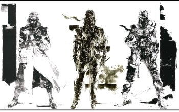 Videogioco - Metal Gear Wallpapers and Backgrounds ID : 5928