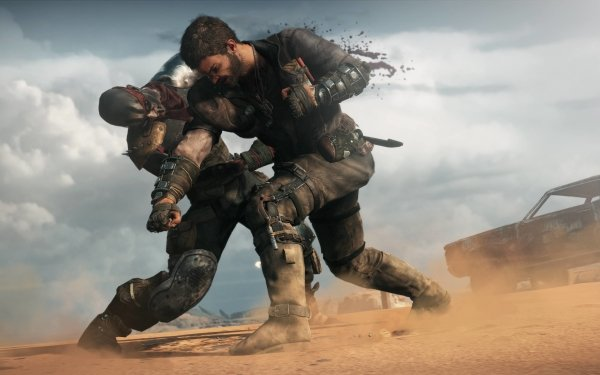Video Game Mad Max HD Wallpaper   Background Image