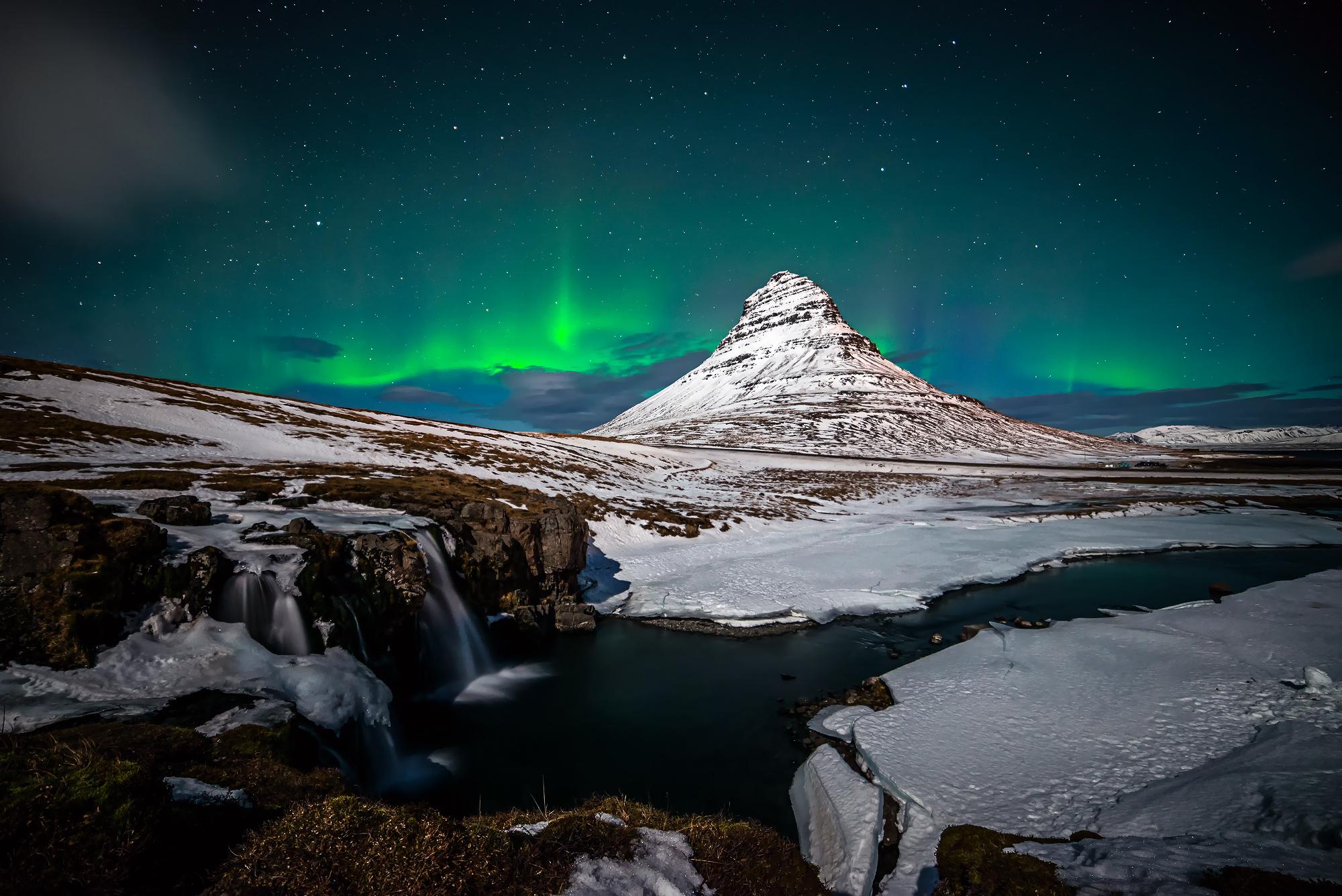 Aurora boreale wallpapers sfondi 2000x1335 id 593059 for Sfondi desktop aurora boreale