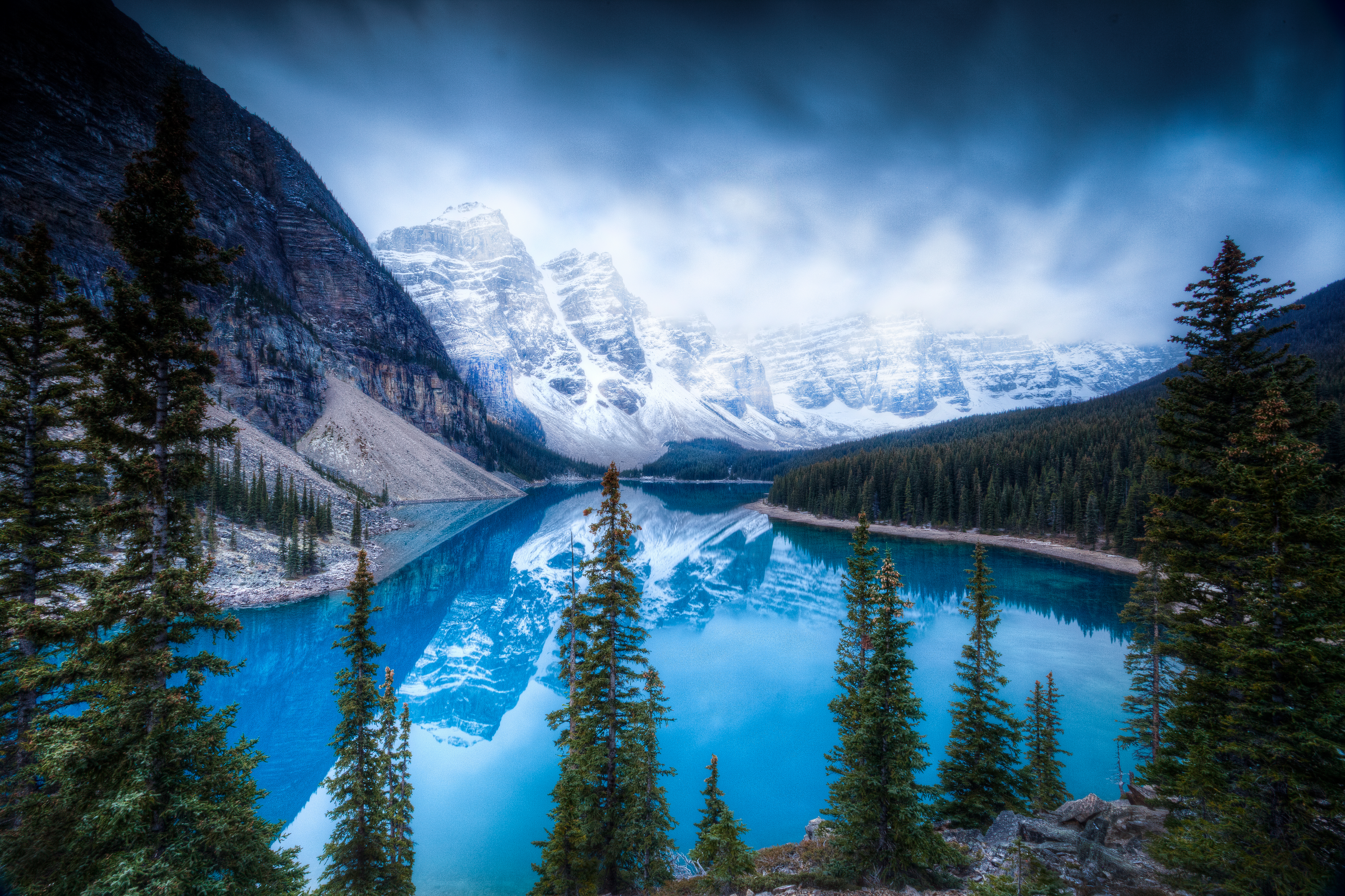 20 canadian rockies hd wallpapers | background images - wallpaper abyss