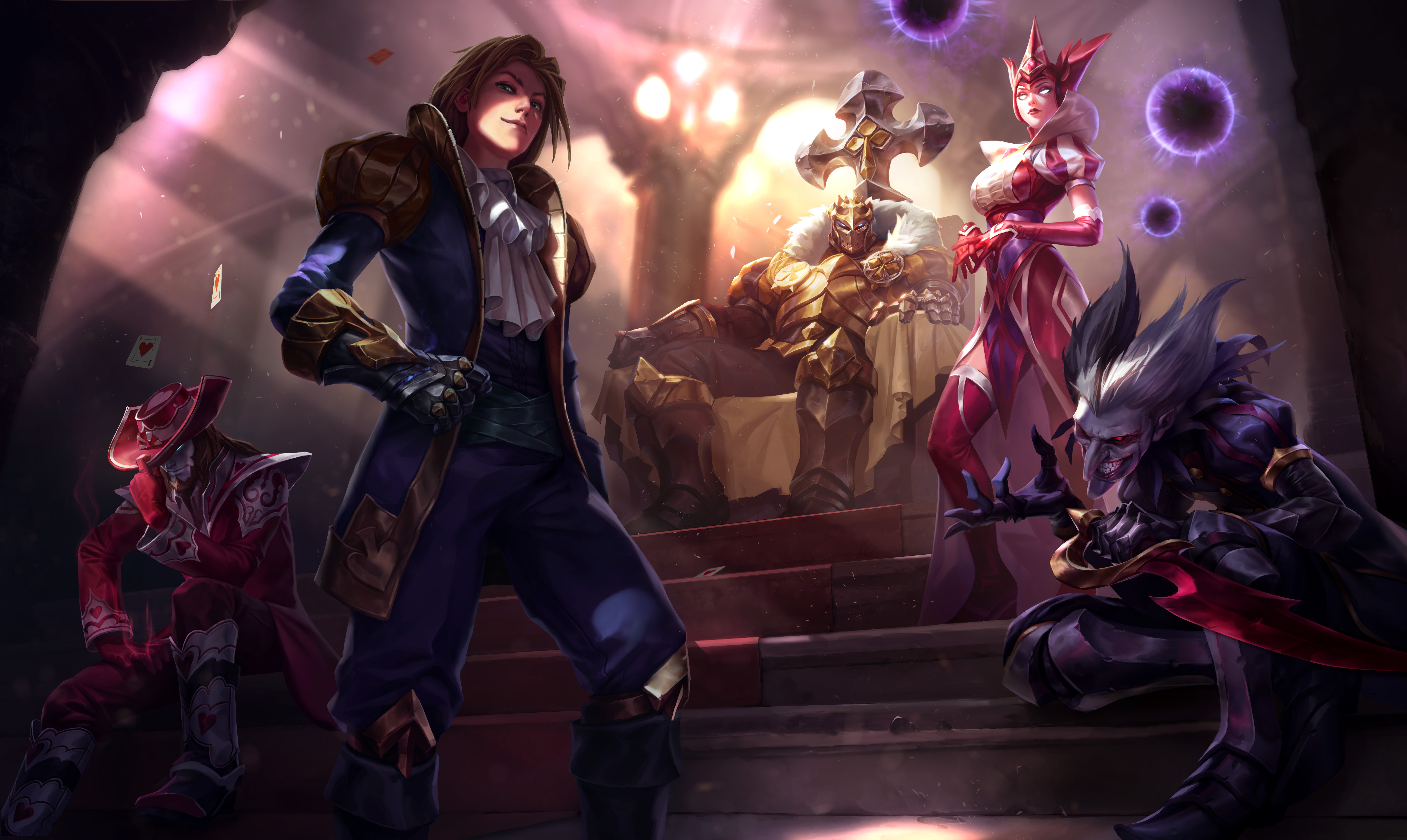 League of legends 5k retina ultra hd wallpaper and background video game league of legends ezreal league of legends mordekaiser league of voltagebd Gallery