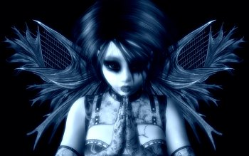 Dark - Angel Wallpapers and Backgrounds ID : 59426
