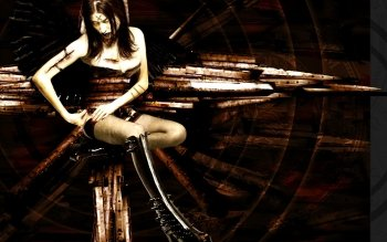 Dark - Women Wallpapers and Backgrounds ID : 59438