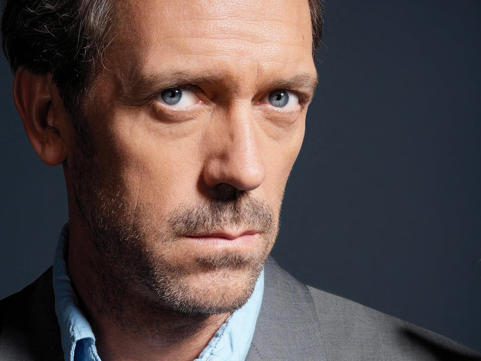 TV-program - House  Hugh Laurie Dr. Gregory House Bakgrund