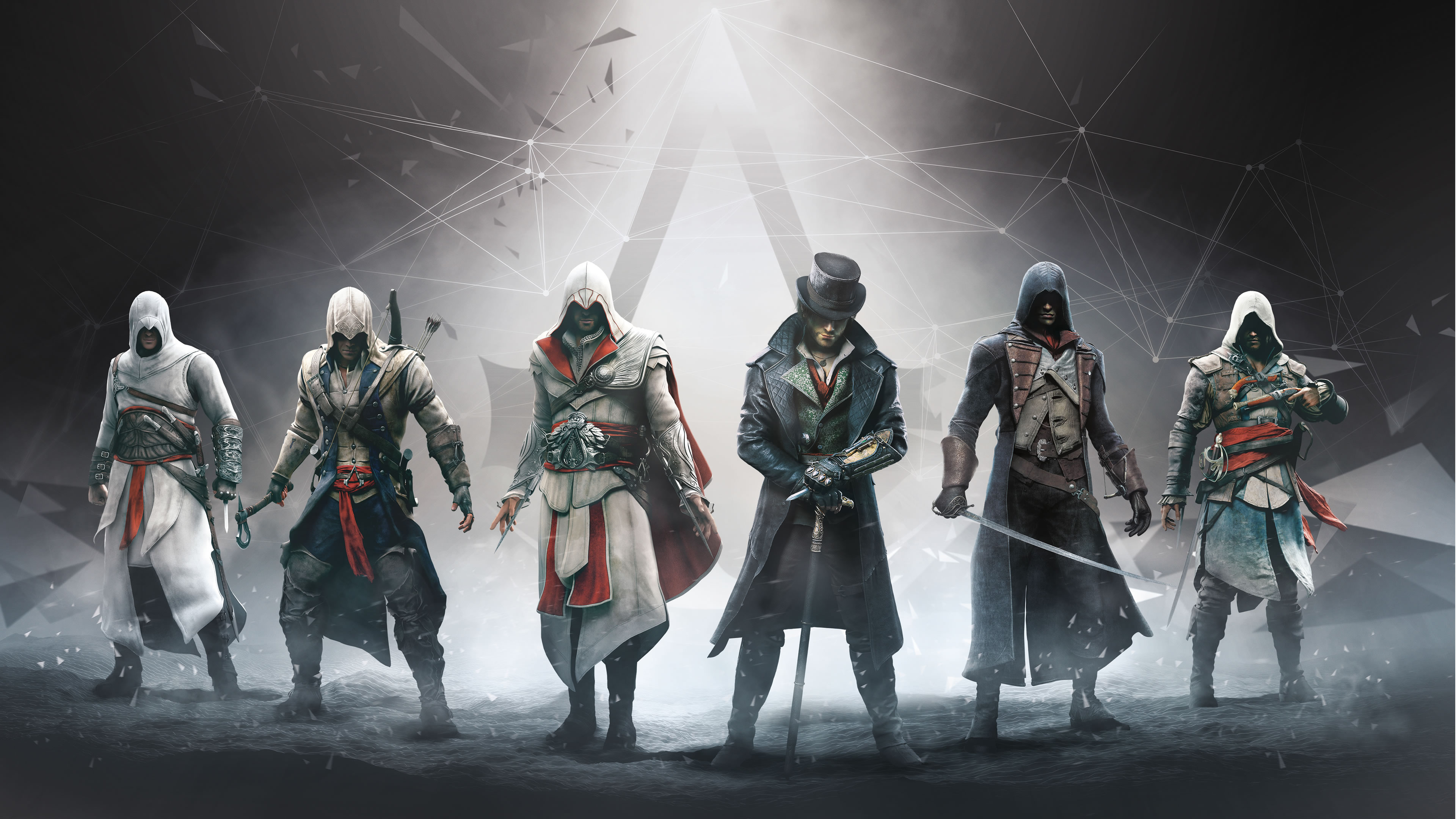1395 Assassin S Creed Hd Wallpapers Background Images