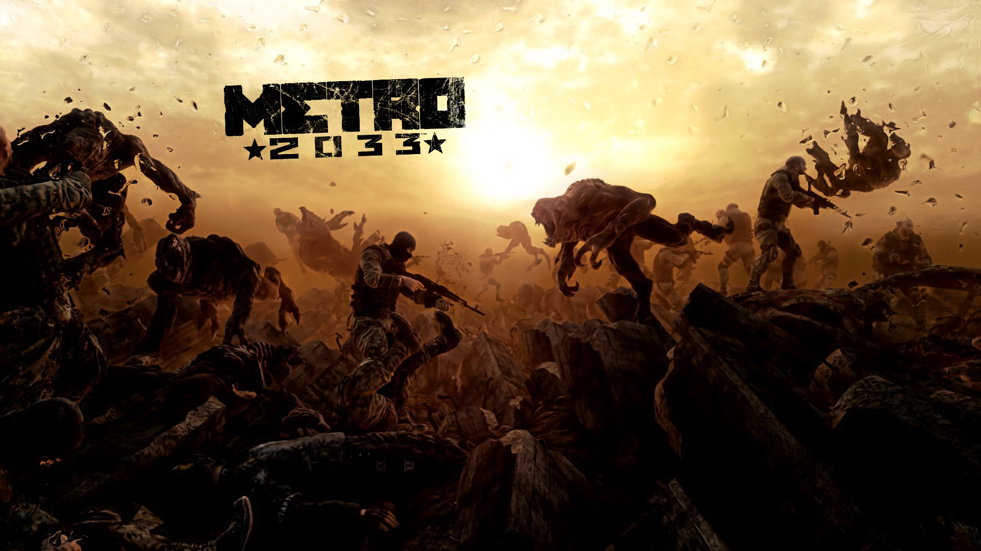 metro 2033 redux computer wallpapers desktop backgrounds